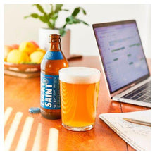Load image into Gallery viewer, Lucky Saint Alcohol Free Beer 0.5%, 330ml - - Mighty Small