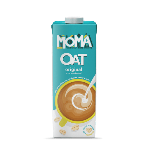 MOMA Oat Drink - Original, 1L - - Mighty Small