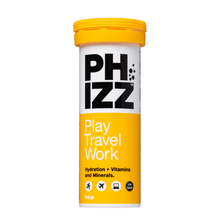 Load image into Gallery viewer, Phizz Orange Multivitamin + Hydration Effervescent Tablets, 10 Tablets - - Mighty Small