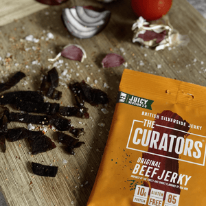 The Curators, Original Jerky, 28g - Mighty Small