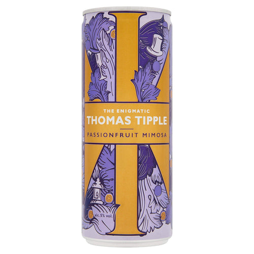 Thomas Tipple Passionfruit Mimosa, 250ml - Single - Mighty Small
