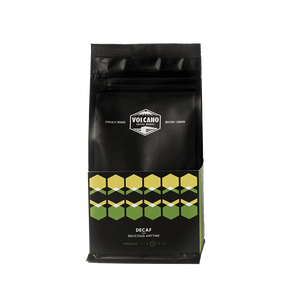 Volcano Coffee Works Decaf Delicious Anytime Ground Coffee, 200g - - Mighty Small