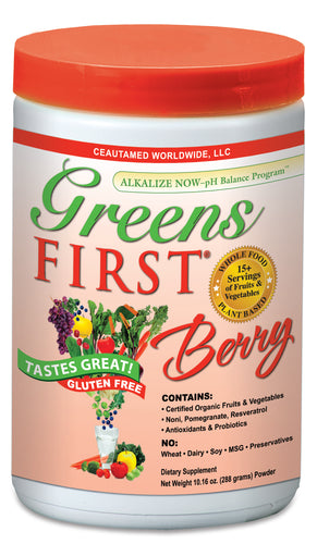 Greens First Berry - CalciumSupreme.com