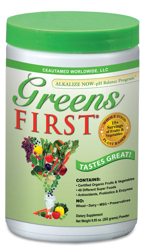 Greens First Powder - CalciumSupreme.com