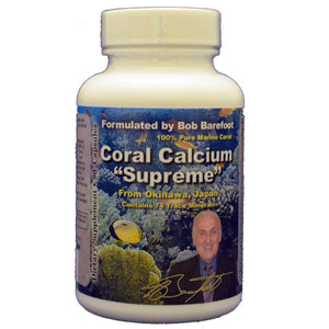 Coral Calcium Supreme 6 Pack - CalciumSupreme.com