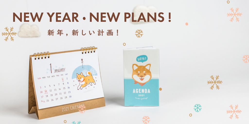New Year, New Plans!