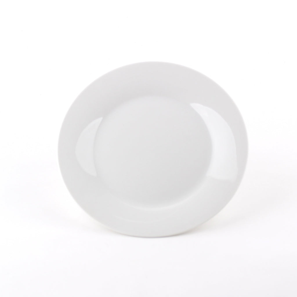 "Luciano 7.5"" Porcelain Side Plate"