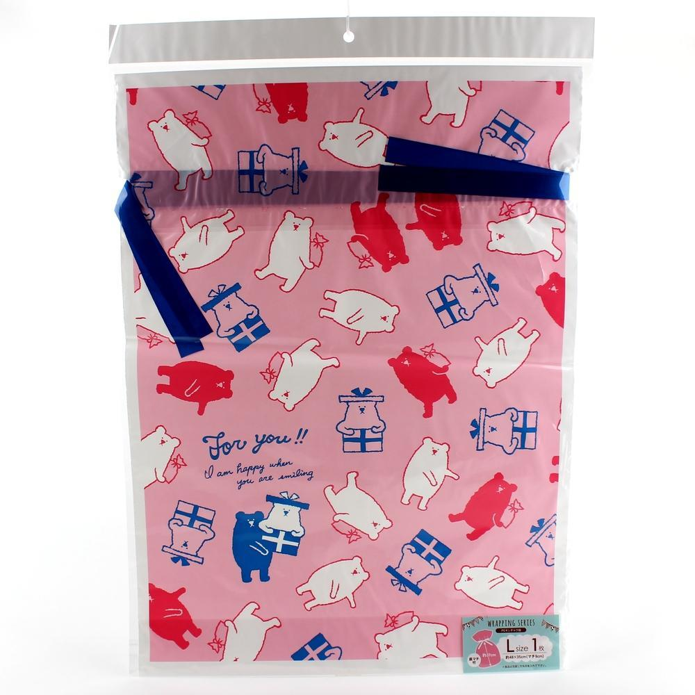 Treat Bags (PE/Rabbit*Bear/48x35x9cm)