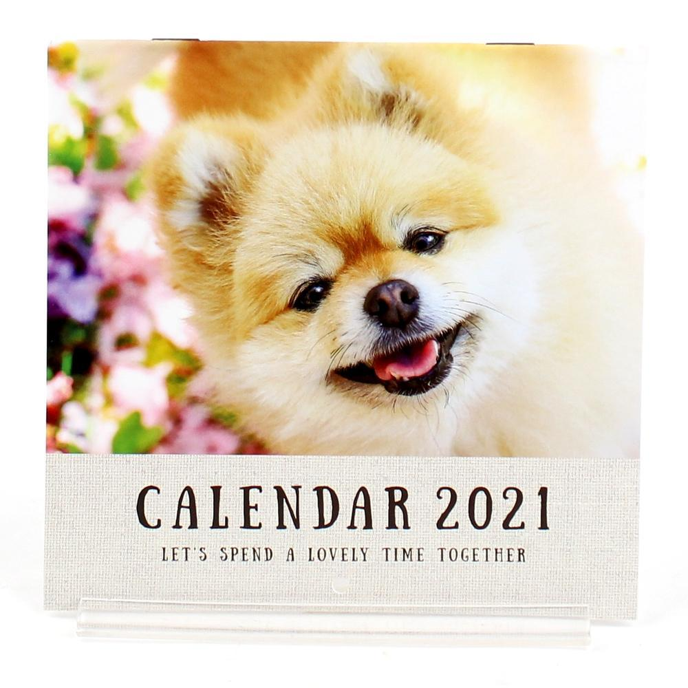 2021 Calendar (Paper/Mini/Dog/14x27cm)