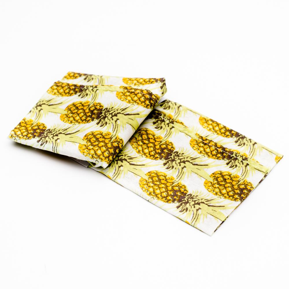 Tenugui Towel (Pineapple/YL*WT)