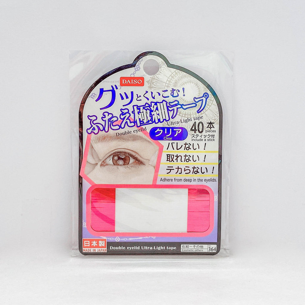 Eyelid Tape (Ext-Slim / CL / 40pc)