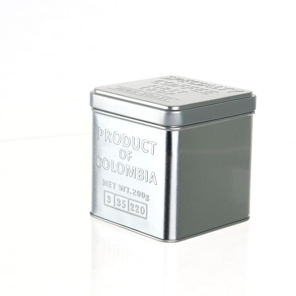Tin Canister