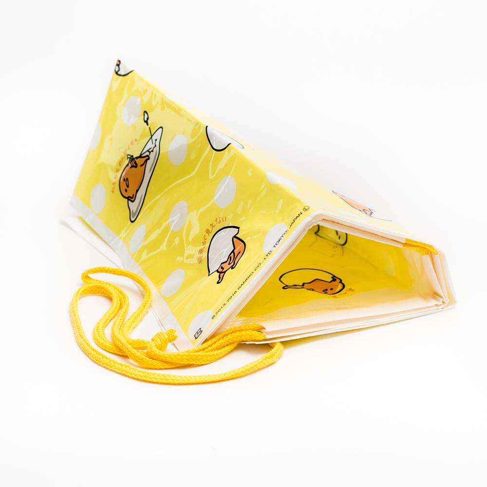 Gudetama Sack Bag / Shoulder Bag (Drawstring)