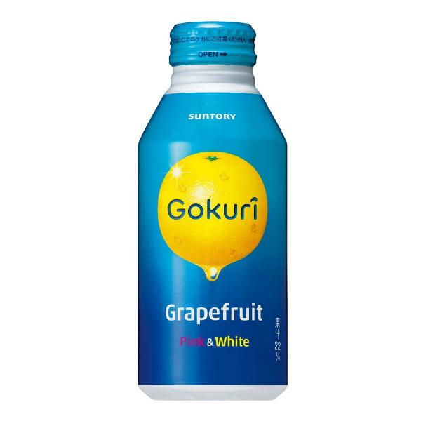 Suntory Gokuri Grapefruit Juice (400 mL)