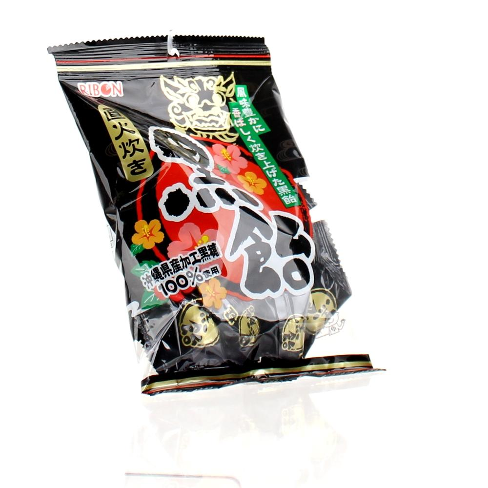 Hard Candy (Black Sugar/Ribon/120g)