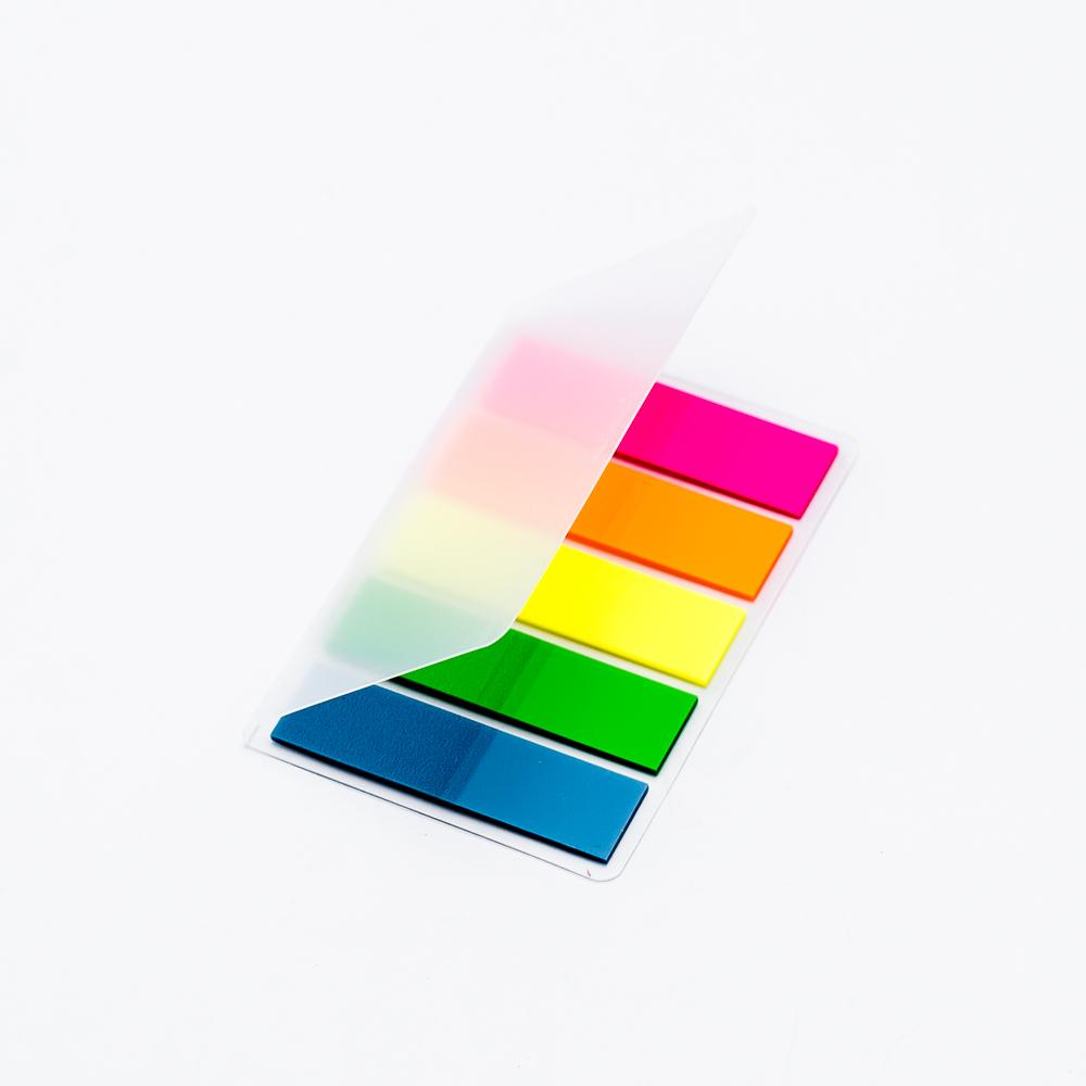 Sticky Notes (W/Cover/5Xcol/100 sh)