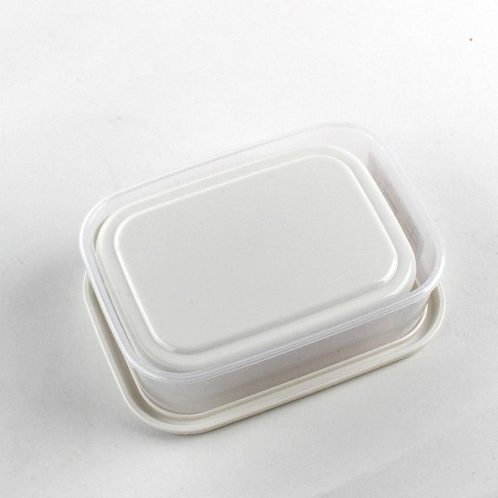 Lunch Box (PP/Microwave Safe/3pcs)
