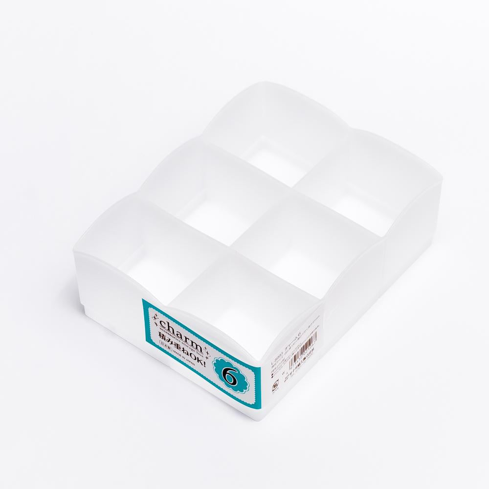 6-Slot Storage Box (Plastic/WT)