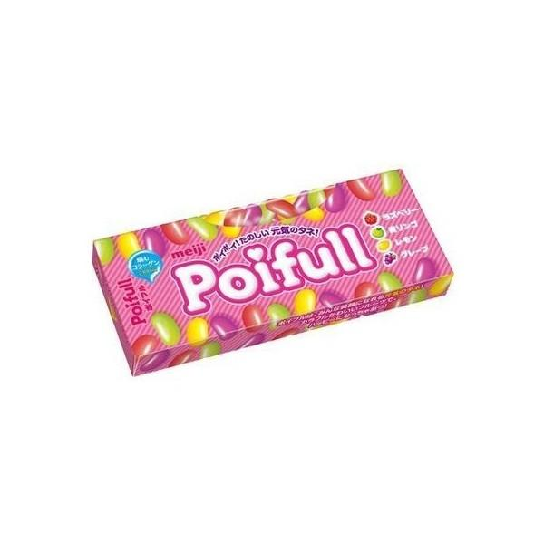 Meiji Poifull Fruits Jelly Candy (53g)