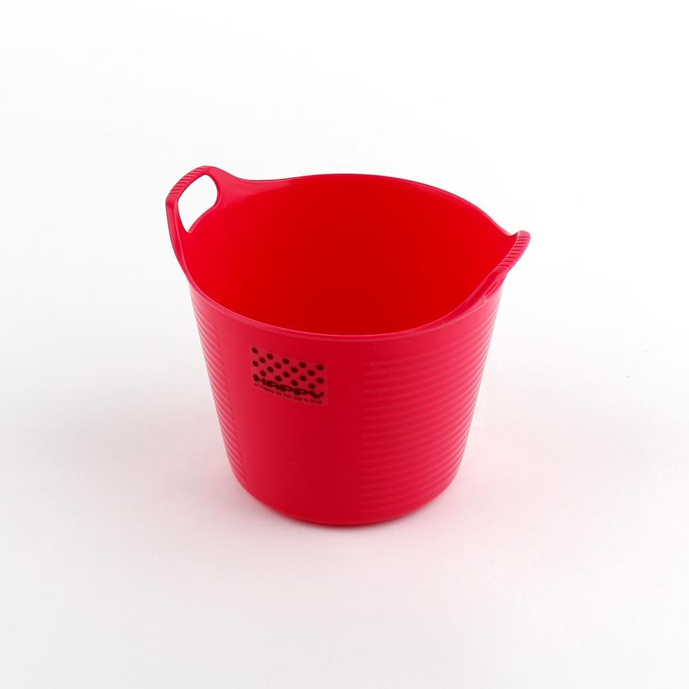 Basket - Mini (w/Handle/3xCol/d.13x10.4cm)