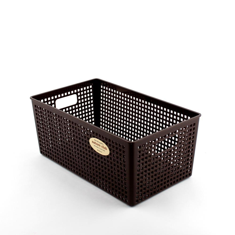 Basket - Rectangular (BN/28x16.7x12cm)