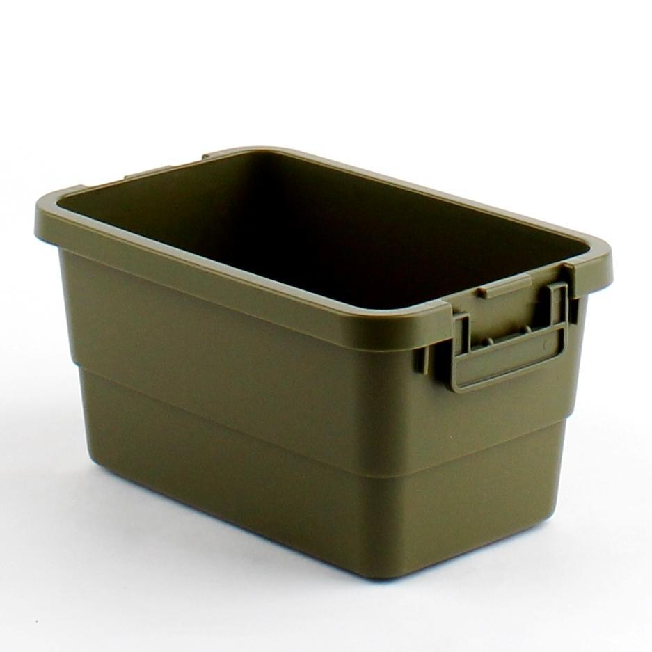 Storage Box (PP/With Buckle/11.5x17.6x1.7cm)