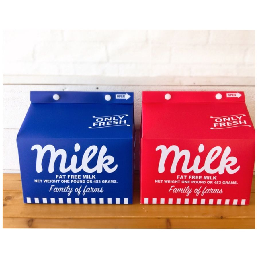 Kitchen Storage Box (PP/Milk Carton)