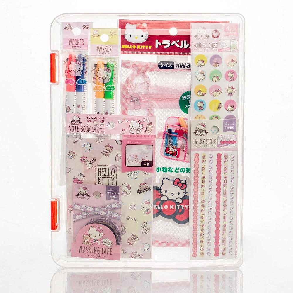 Hello Kitty Collectible Set
