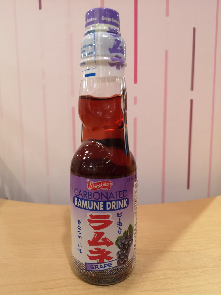 Ramune Drink (Grape)