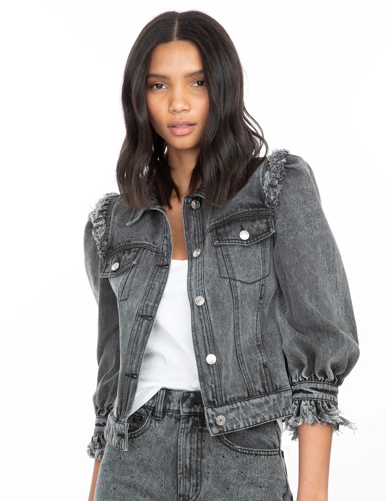 Gabby Denim Jacket