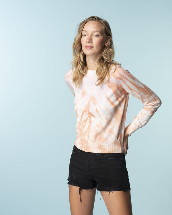 Jojo Ombre Print Long Sleeve