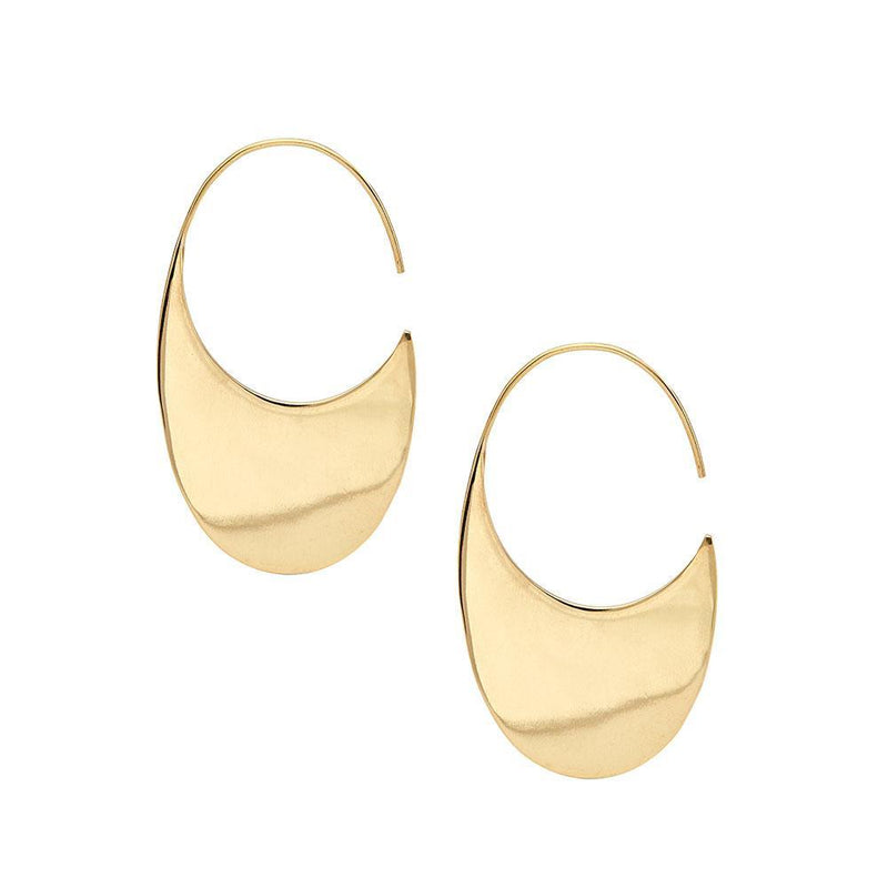 Mezi Drama Threader Earrings