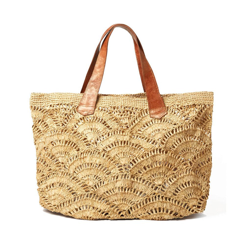 Tulum Crocheted Carryall