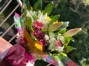 (Promotion ENDED) FREE £25 Touch of Spring Bouquet!