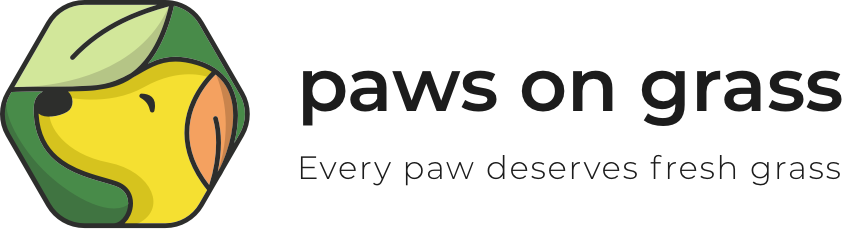 Paws on Grass - because every paw deserves fresh grass
