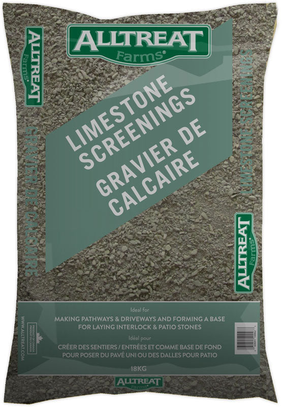 Limestone Screening