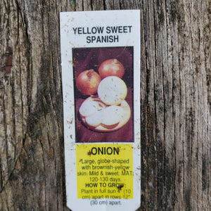 Onions - Yellow - Spanish