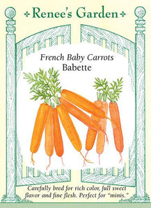 Carrot French Baby Babette