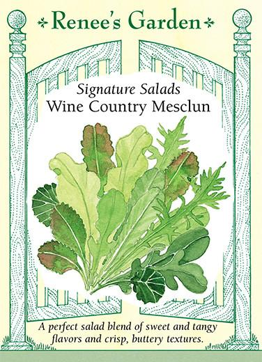 Lettuce Wine Country Mesclun