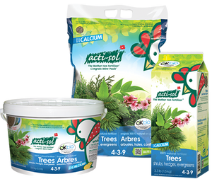Acti-Sol Natural Tree, Shrub & Evergreen Fertilizer