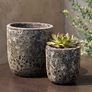 Dao Planter, Fossil Grey