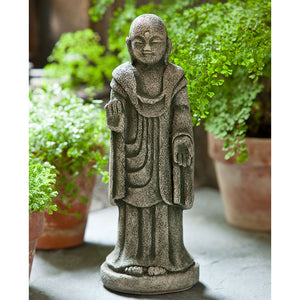 Garden Art - Cast Stone - Artifact Buddha