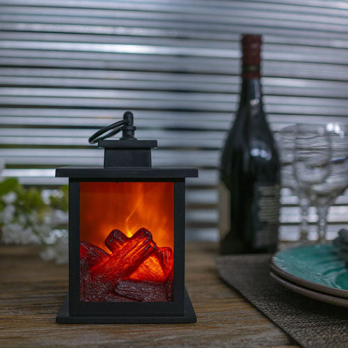 Fireplace Cosy Lantern
