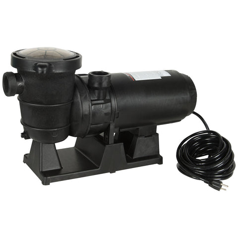Soma pump for above ground pool 1.5 hp