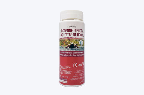 Bromine tablets 800g