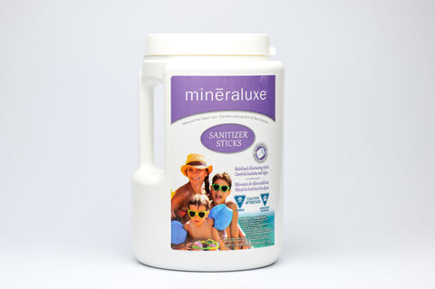 Minéraluxe Sanitizer sticks 3.0kg