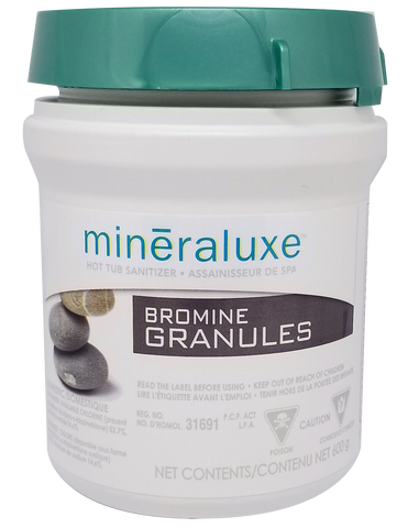 Mineraluxe bromine granules 600g