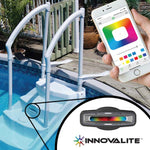 Lumiere Innovalite bluetooth pour piscine hors-terre
