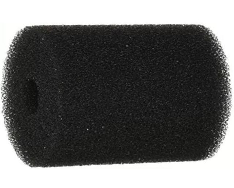 Tail Scrubber for Cleaner