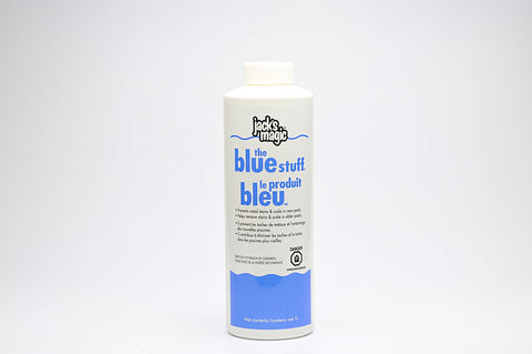The Blue Stuff